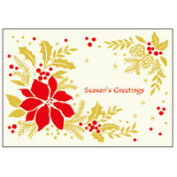 Greeting Life Christmas Card HA-70