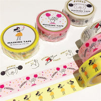 Greeting life Masking Tape HTZ-82