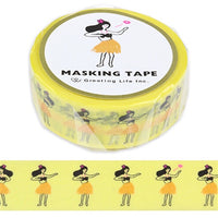 Greeting life Masking Tape HTZ-84