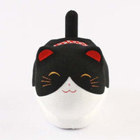 kyoohoo solar Powered Cat Black K12-3202