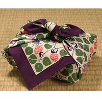 kyoohoo Cotton Furoshiki Small Size Strawberry