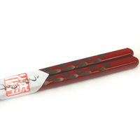 Kyoohoo Lacquer Ware Chop Sticks Kiriko Red
