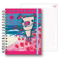 Greeting Life Ring Note Book KPN-81