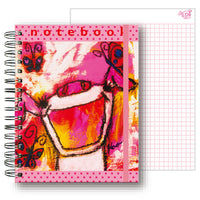 Greeting Life Ring Note Book KPN-82