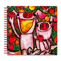 Greeting Life Ring Note Book KPN-89