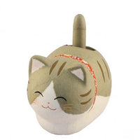 kyoohoo solar Powered Paper Cat Gray K12-3213G
