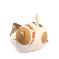 kyoohoo solar Powered Paper Cat Calico K12-3213C