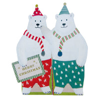 Greeting Life Christmas Flags Card MM-70
