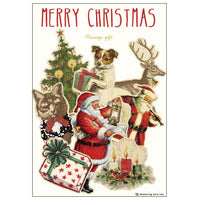 Greeting Life Message Gift Christmas Mini Card Set MM-71