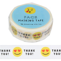 Greeting life Masking Tape MMZ-222