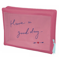 Greeting Life Window Pouch L MMZ-229