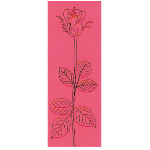 Greeting Life Maniere Card Rose mp-126