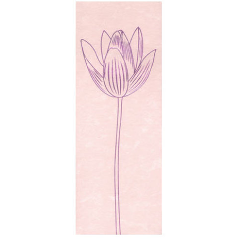Greeting Life Maniere Card Lotus mp-143