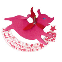Greeting Life Christmas Toy Card mp-175