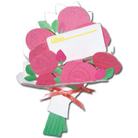 Greeting Life Pop Up Bouquet Birthday Card Rose mp-189