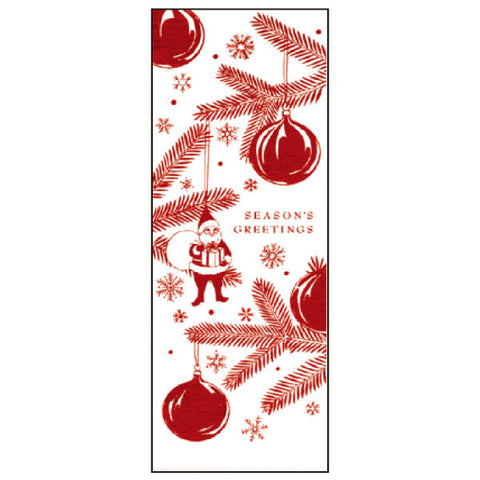 Greeting Life Maniere Christmas Card mp-213