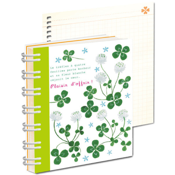Greeting Life Ring Note Book mpn-20