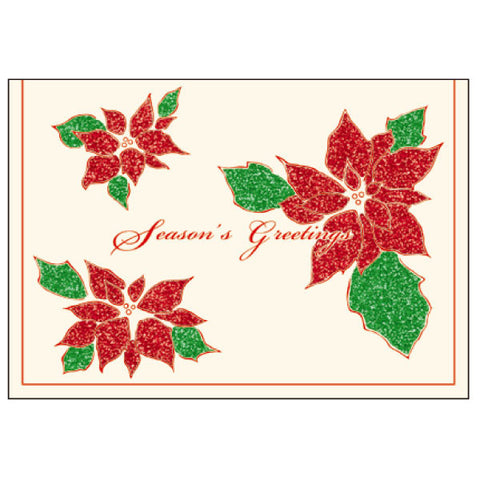 Greeting Life Maniere Christmas Card MS-3