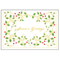 Greeting Life Christmas Card MS-4