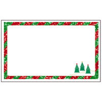 Greeting Life Christmas Name Card NC-37