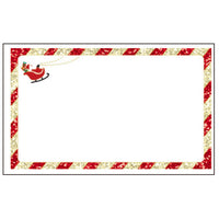 Greeting Life Christmas Name Card NC-38
