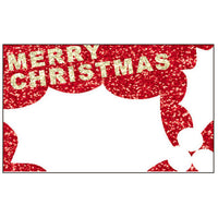 Greeting Life Christmas Name Card NC-40