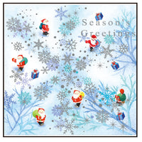 Greeting Life Christmas Card P-185