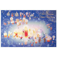 Greeting Life Christmas Card P-223