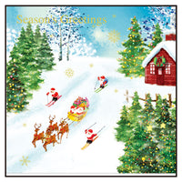 Greeting Life Christmas Card P-233