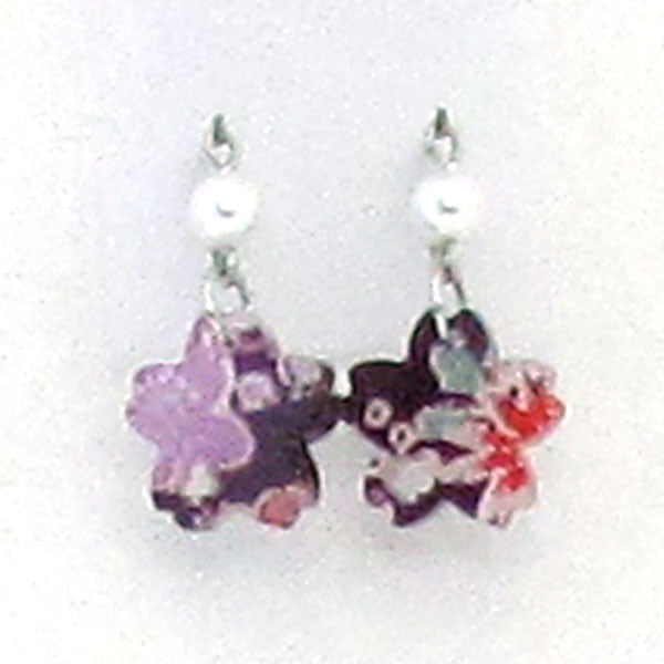 COCOLUCK Motif earrings CO-P8255-204