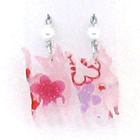 COCOLUCK Motif earrings CO-P8264-202