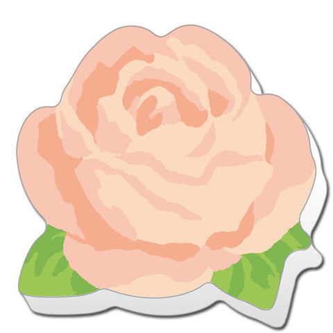 Greeting Life Die Cut  Stick Memo Classic Rose PG-38
