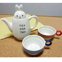 Shinzi Katoh Tea For Two Rabbit