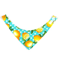 COCOLUCK  Cat Bandana CO-6197-LEMON