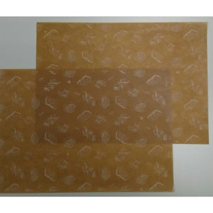 Jolie Poche Wax Paper Book Jacket (M) SBO-10wh