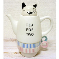 Shinzi Katoh Tea For Two French bulldog