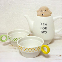 Shinzi Katoh Tea For Two miniature dachshund