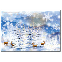 Greeting Life Christmas Card SN-16