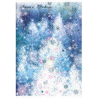 Greeting Life Formal Christmas Card SN-17