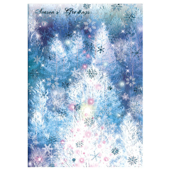 Greeting life christmas card sn 17 japanwave greeting life formal christmas card sn 17 m4hsunfo