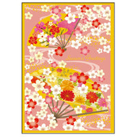 Greeting Life Japanese style Formal Christmas Card SN-48