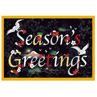 Greeting Life Japanese style Formal Christmas Card SN-72