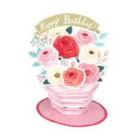Greeting Life Birthday Card TK-18