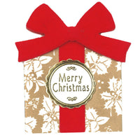 Greeting Life Christmas Gift Box Mini Card TM-65