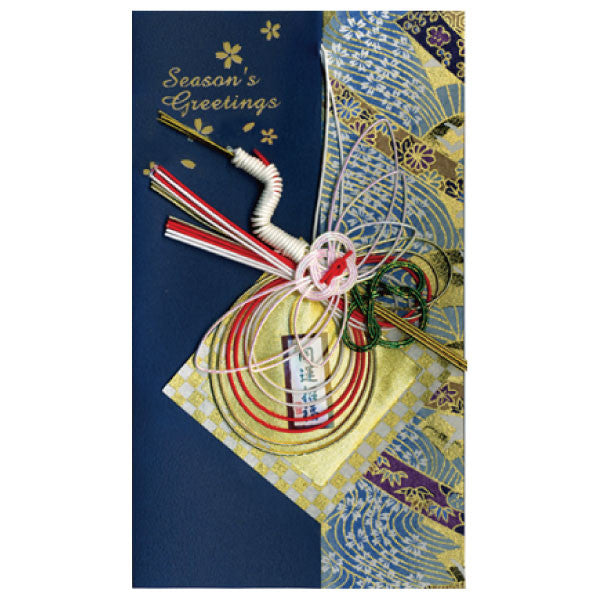 Greeting Life Japanese style Ornament Christmas Card TT-15
