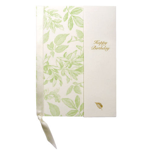 Greeting Life Botanical Birthday Card YB-8