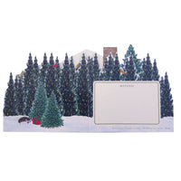 Greeting Life Christmas Landscape Card YZ-102