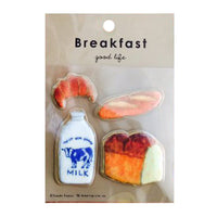 Greeting Life Deco Stickers Yusuke Yonezu breakfast YZCK-123