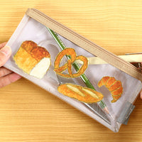 Greeting Life Clear Pen Case YZZ-188