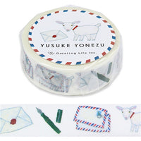 Greeting life Masking Tape YZZ-194